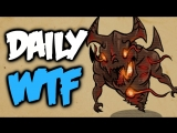 Dota 2 Daily WTF - Get away from the BEAN