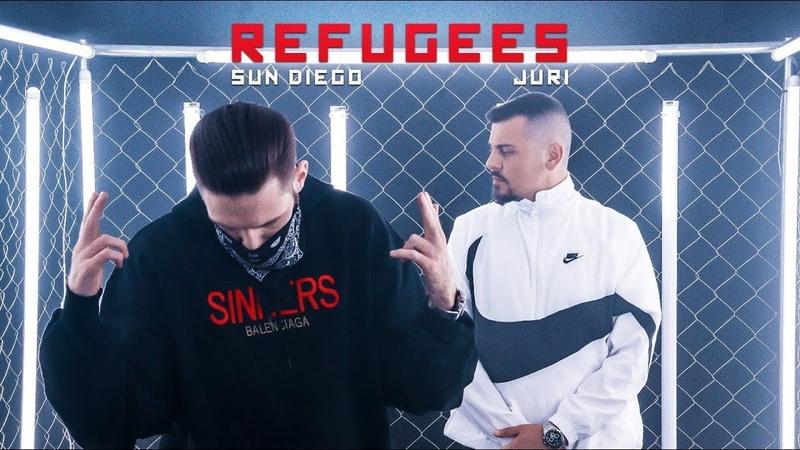 JURI feat. Sun Diego - Refugees prod. by Digital Drama