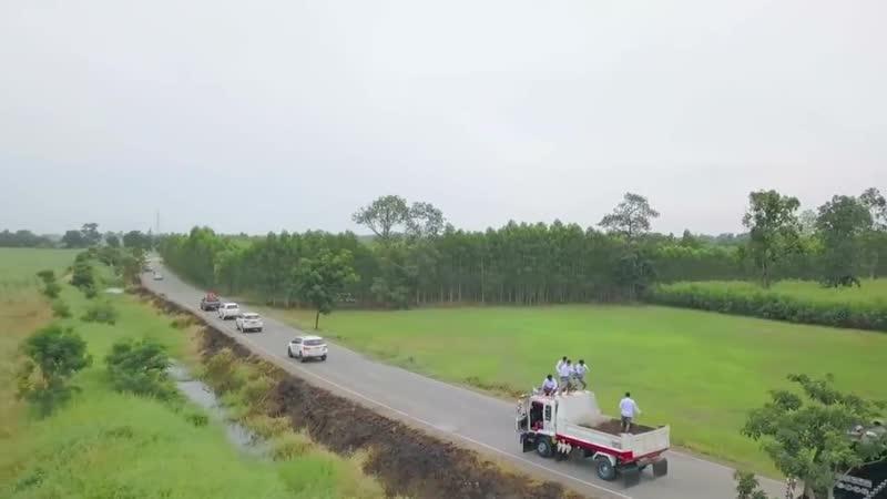 รถสบลอ รถดม Dump Tuck จดจานในยานหนองพยอม มคลปรถไถ ใหชม Noppanai Si khao