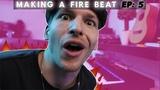 Making a Fire Beat EP 5 (beatmaking vlog)