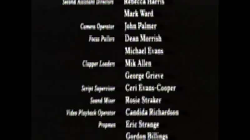 Movie End Credits 776 101 Dalmations Live Action (MUTED DO NOT TAKE DOWN PLEASE)
