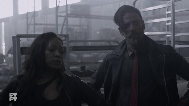 Нация Z   Сезон: 5   Серия: 7   LostFilm Ужасы 2018