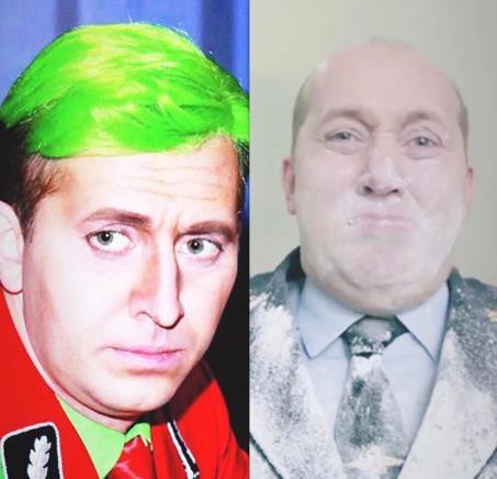 Сергей Бурунов в моло