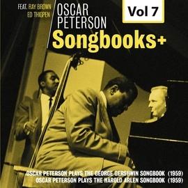 Oscar Peterson альбом Oscar Peterson Trio-Songbooks+, Vol. 7