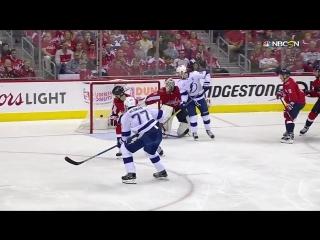 Tampa Bay Lightning vs Washington Capitals – May. 15, 2018 - Game 3 - Stanley Cup 2018. Обзор
