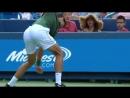 Новак Джокович уничтожает ракетку Betting good tennis