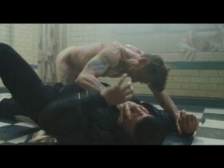 Death scene of Sokya & Ekrem and fight in nude scene of Nikolai