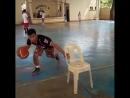 Баскетбольная тренировка не для слабаков