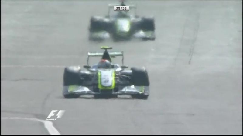 13.Carrera F1 Gp Italia 2009