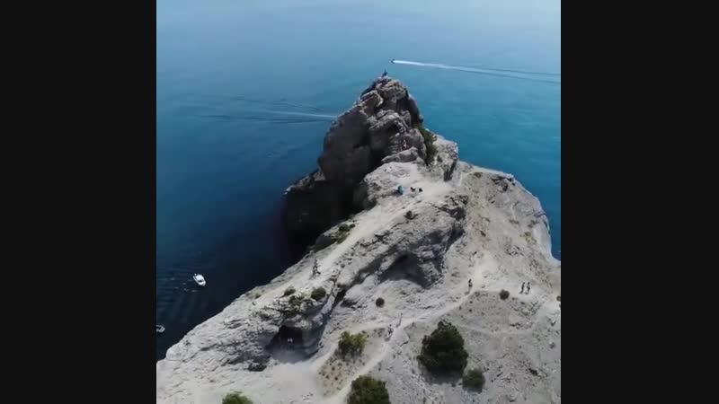 Крымский рай это Новый Свет 😍