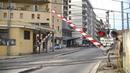 Spoorwegovergang Bari (I) Railroad crossing Passaggio a livello