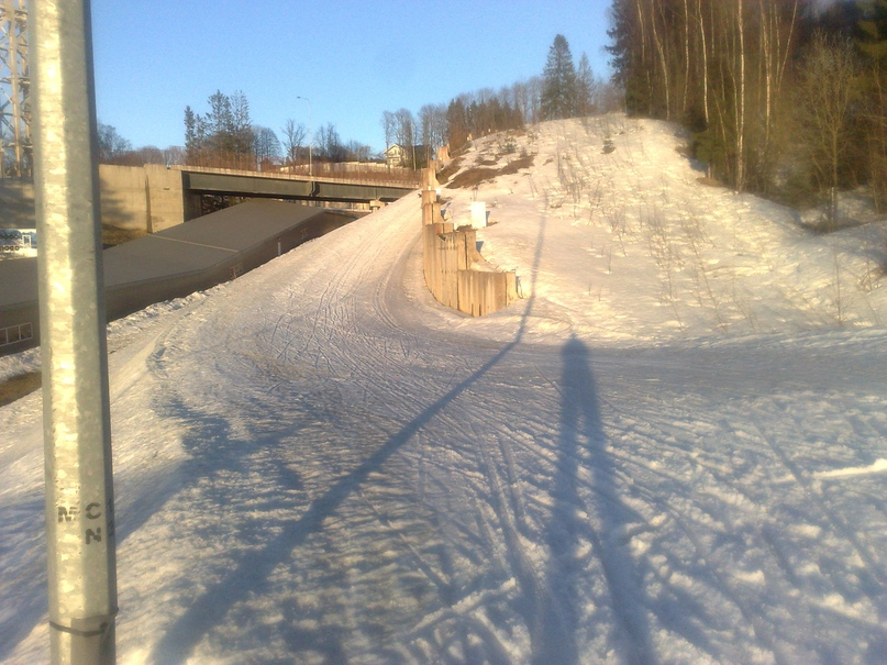 изображение из группы Беговые лыжи в Петербурге