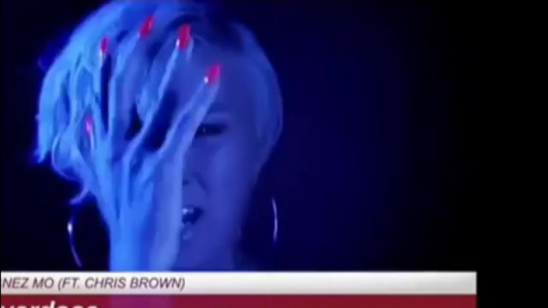 Agnez Mo - «Overdose» (feat.Chris Brown) [Отрывок клипа]