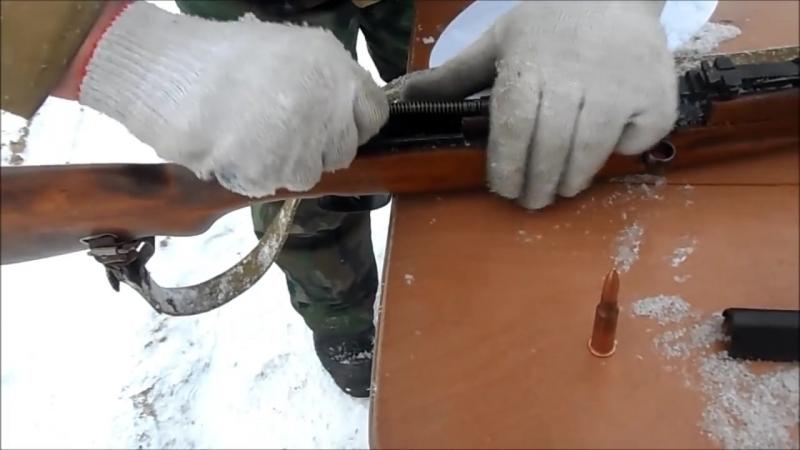 Винтовка СВТ-40. Элитное оружие Красной Армии. Обзор, стрельба