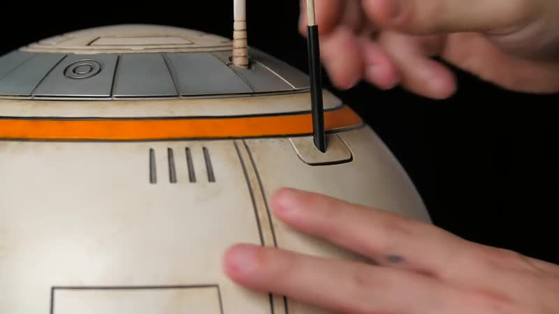 Unboxing Star Wars BB-8 Life-Size Figure by Sideshow Collectibles