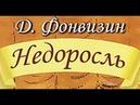 Фонвизин Денис Иванович - Недоросль