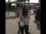Evgenia and Alina SOI - shopping