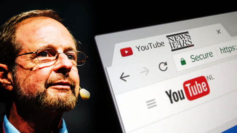 Video: Senior Computer Scientist Proves Google Stole Midterms Youtube Caught Banning Searches On Mass Scale