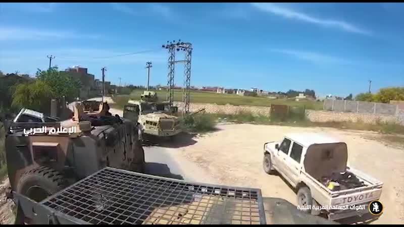 12.04.19 - штурм ЛНА лагеря Ярмук