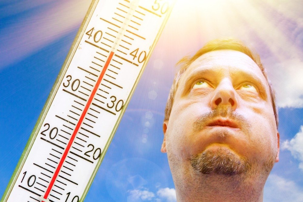 Томичей ждет аномальная жара на предстоящей неделе