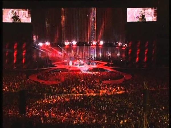 U2 Vertigo Tour 2006 - Buenos Aires - Argentina - Full Concert - 02-03-2006 (edited for Germany)