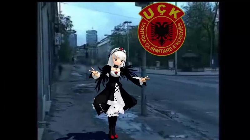LONG LIVE FOR SUIGINTOU LONG LIVE LAND OF ALBANIANS