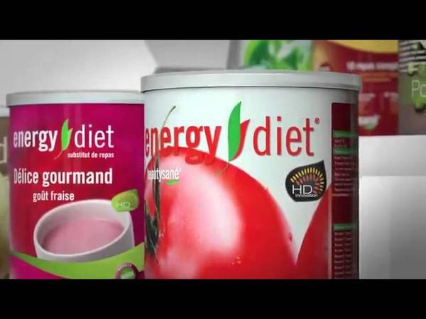 Фильм о создании Energy Diet, NL International