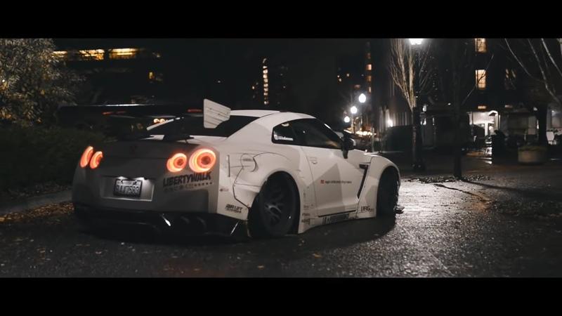 Gloom | Night Lovell - Dark Light / Liberty Walk GTR Showtime