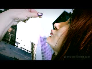 GIANTESS LORYELLE'S CITY RAMPAGE NO 2 SFX Trailer