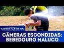Bebedouro Maluco - Drinking Fountain Prank | Câmeras Escondidas (15/07/18)