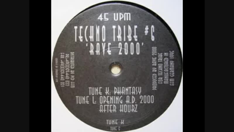 [3][159.50 G] rave 2000 ★ opening A D ★ 2000 ★ after hourz ★ tune l ★ 1995