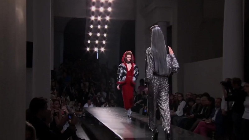 Jean Paul Gaultier Haute Couture Fall Winter 2014 2015 Full Show Exclusive C