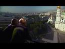 Путин в Летающем Кинотеатре парк Зарядье
