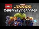 Lego Marvel Super Heroes - Duelos 1 Vingadores vs X-men