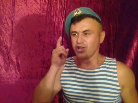 Дикий десантник Асхаб Алибеков: Путин враг народа!