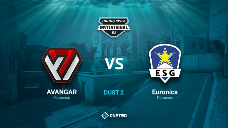 Thunderpick Invitational 2 AVANGAR vs EURONICS BO1 by Afor1zm