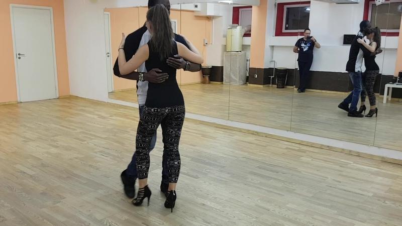 Tarraxinha, Thierry Deha Irina Kovaleva