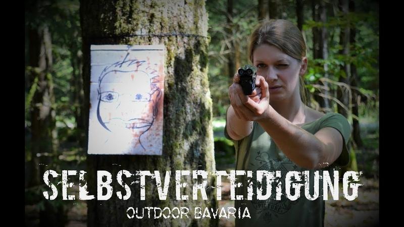 ⚠️JPX Jet Protector Piexon⚠️ Selbstverteidigung Test Vanessa Blank Outdoor Bavaria