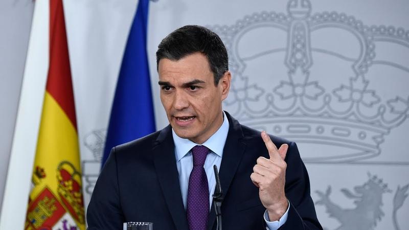 Sánchez critica que Ciudadanos y PP abracen a ultraderecha de Vox
