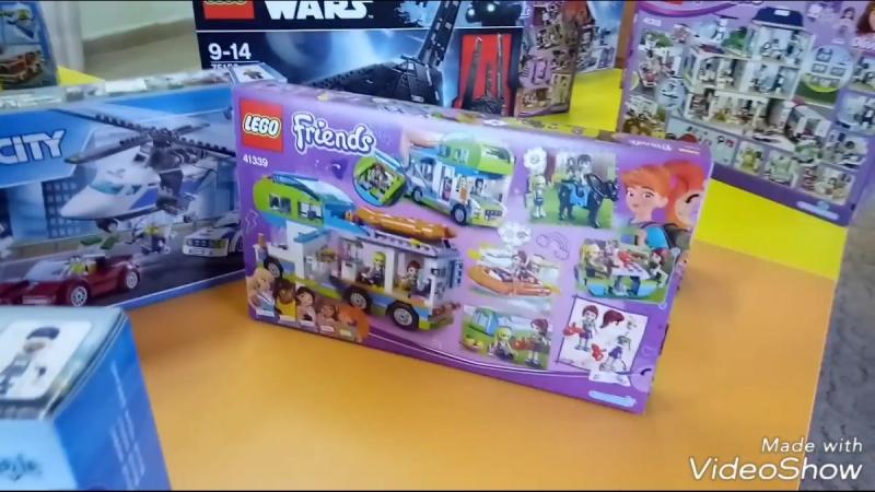 Конструкторы Лего в Игровой комнате