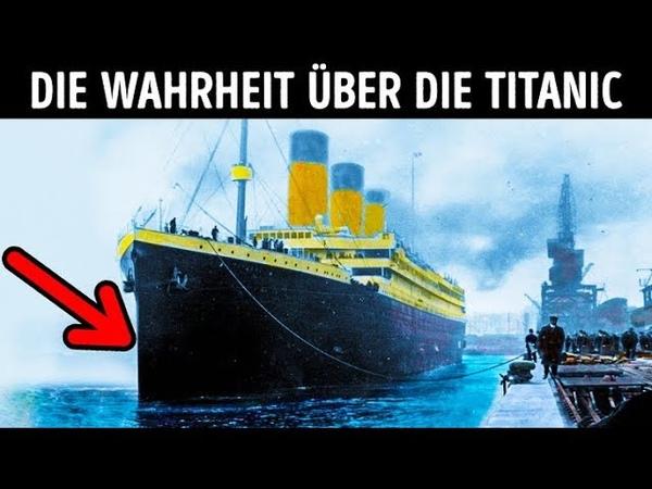 Titanic – Die unbekannte Geschichte