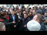 Губернатор Подмосковья приехал на полигон «Ядрово»
