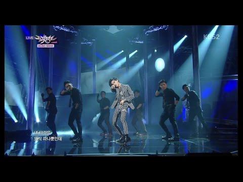 TAEMIN 태민 Front-Runner Stage '괴도(Danger)' KBS MUSIC BANK 2014.08.29