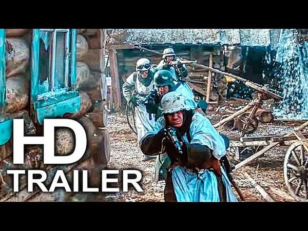 T-34 Trailer 1 NEW (2018) True Story World War 2 Action Movie HD