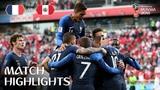France v Peru - 2018 FIFA World Cup Russia - Match 21