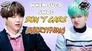 1 янв. 2019 г. (방탄소년단/防弾少年団) When Suga SWAG Don't Care Everything Kpop [VGK]