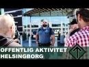 Näste 3 i konflikt på Väla Köpcentrum i Helsingborg