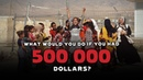 What would you do with 500k dollars? | This War of Mine and War Child changing the world