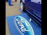 Ford MK1 Focus RS на выставке