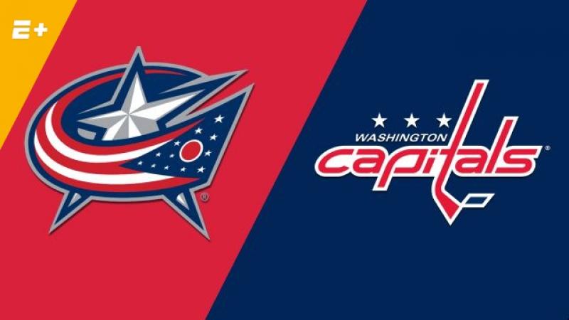 Columbus Blue Jackets vs Washington Capitals 21 04 2018 Round 1 Game 5 NHL Stanley Cup Playoffs 2018 Eurosport Gold RU